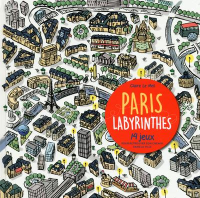 PARIS LABYRINTHES